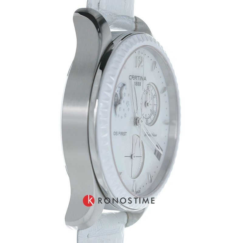 Фотография часов Certina DS First Lady Chronograph Moon Phase C030.250.16.106.00_30