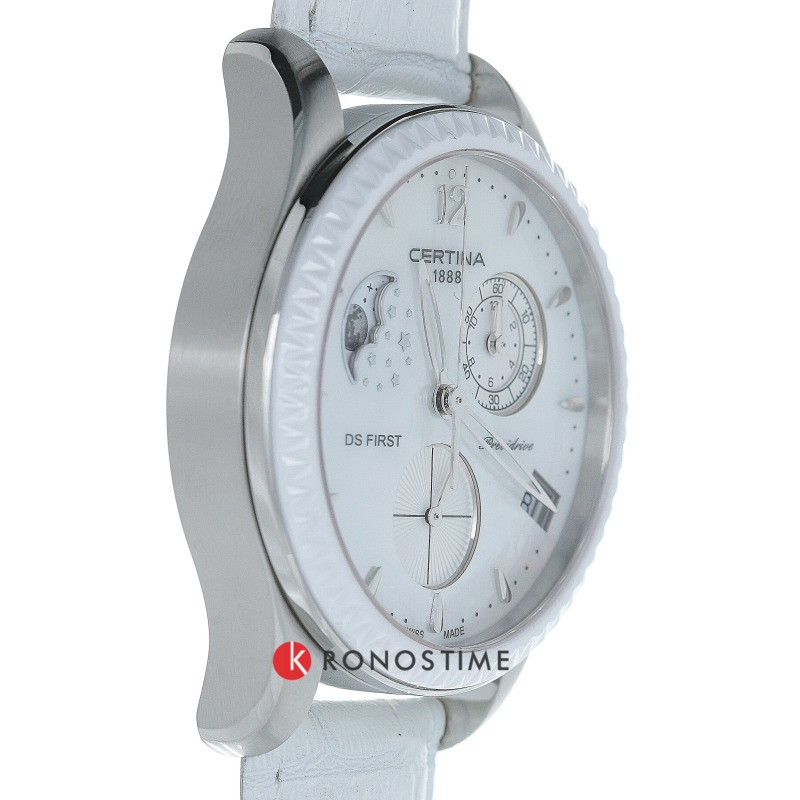Фотография часов Certina DS First Lady Chronograph Moon Phase C030.250.16.106.00_31