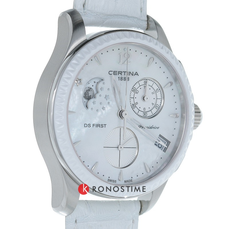 Фотография часов Certina DS First Lady Chronograph Moon Phase C030.250.16.106.00_33